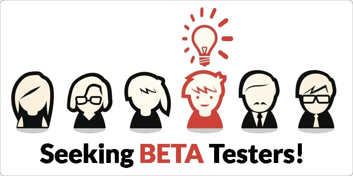 Seeking Beta Testers